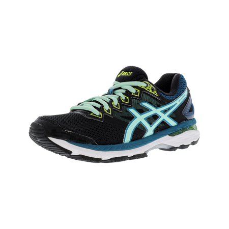 Asics Women's Gt-2000 4 Silver / Pool Blue Pink Ankle-High Tennis Shoe -