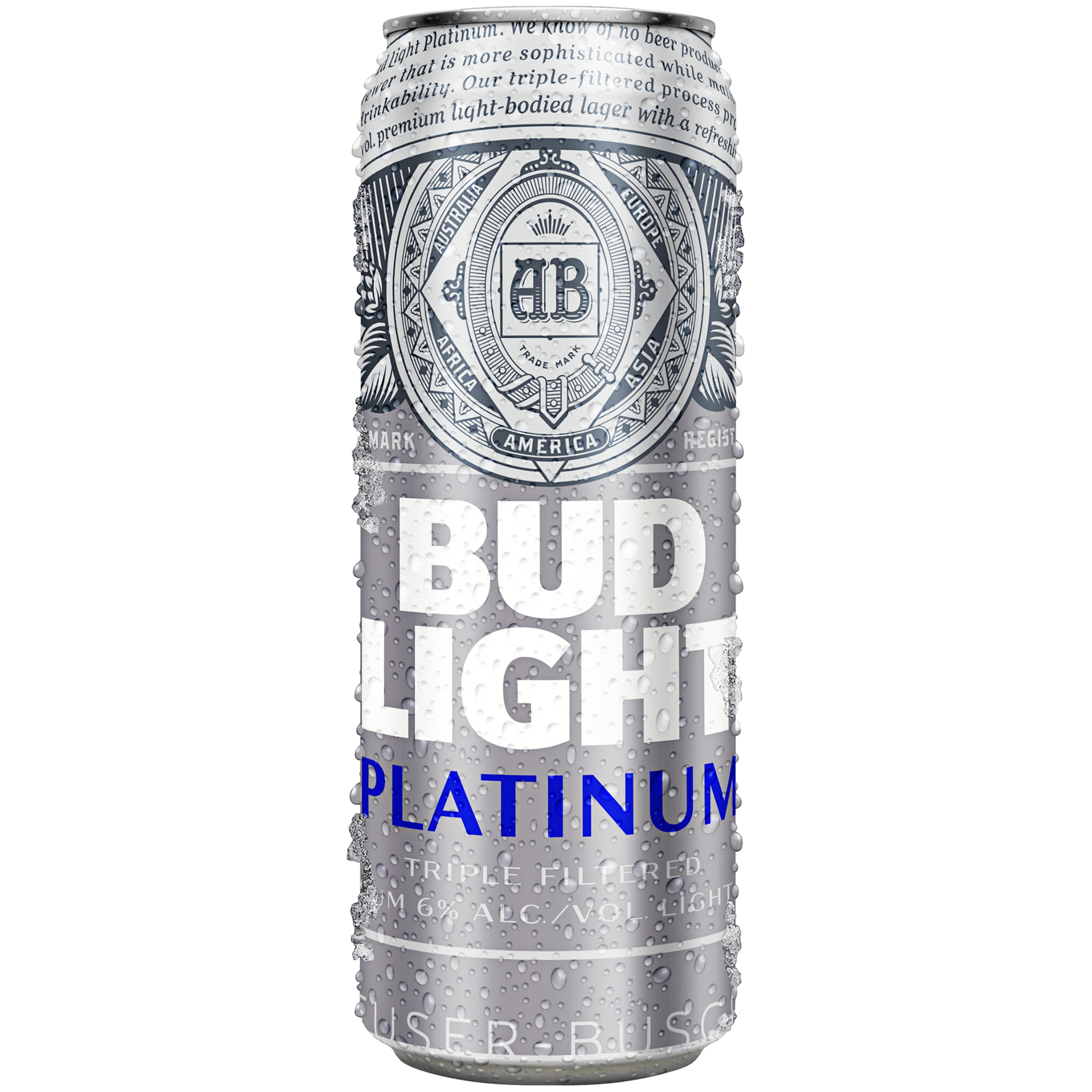 gagablp bud light goplatinum concept launch inbev platinum