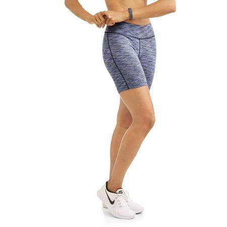 4d2a3442aaa48 Avia - Avia Women s Active 7 Captivate Training Shorts - Walmart.com