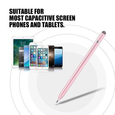 Yosoo Capacitive Touch Screen Drawing Writing Stylus Pen for iPhone iPad Tablet iPod, Capacitive Stylus, Capacitive