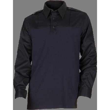Image of 5.11 TACTICAL PDU Rapid Shirt 4X-Large - Tall Midnight Navy