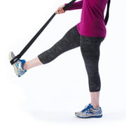 Black Mountain Products Yoga Exercise Strap for Stretching and Flexibility by Black Mountain Products