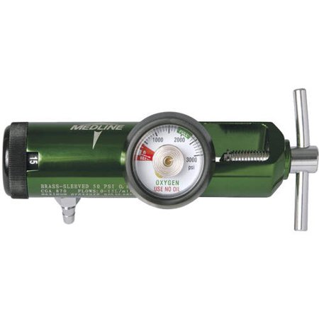 Medline Oxygen Regulator