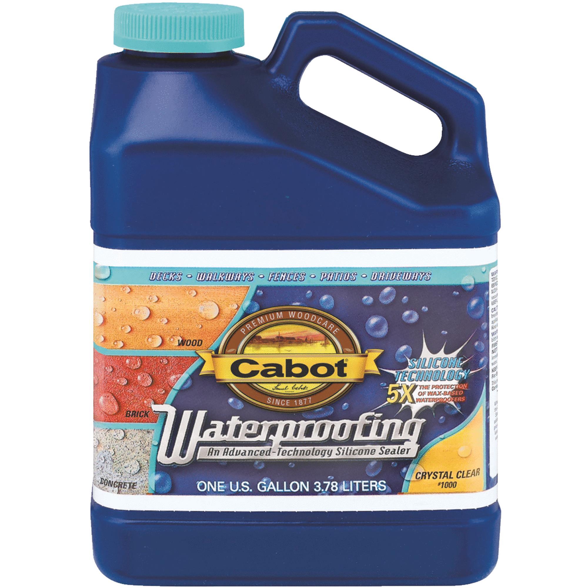 UPC 080351110009 - Cabot 1gal Waterproofing Sealer (01 ...