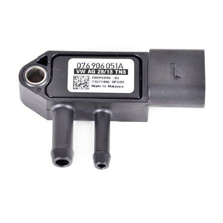 Bapmic 076906051A Manifold Differential Pressure Sensor for Audi Volkswagen ()