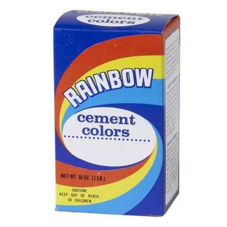 Each 1 Lb Boxes (1 lb Box of Rainbow Color - Yellow)