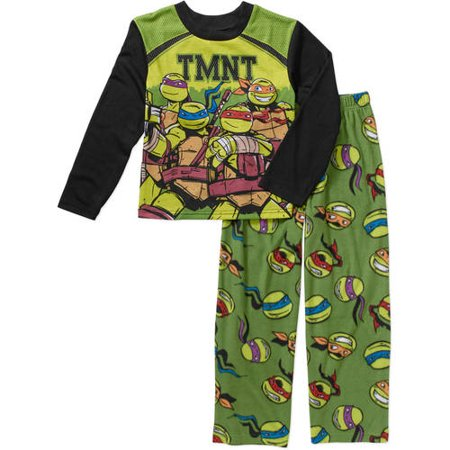 b59fc5717d 889799011929. Teenage Mutant Ninja Turtles Boys  License Fleece Pant Pajama  ...