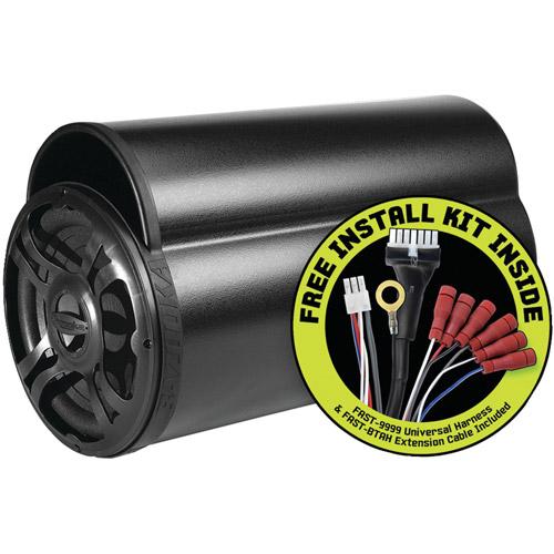 "Bazooka BTA10100FHC BT Series 10"" Amplified Tube Subwoofer"