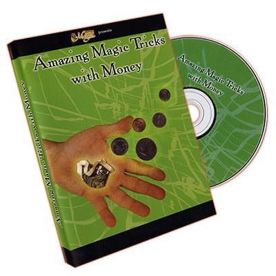 Amazing Magic Tricks with Money - DVD Dvd Amazing Magic Tricks