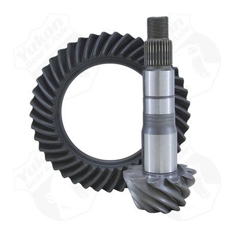 High performance Yukon Ring & Pinion gear set for Toyota Tacoma and T100 in a 3.90 (Ring And Pinion Gear Sets)