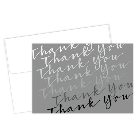 Graduation Thank You Notes (Great Papers!® Thank You Note Card, 4.875