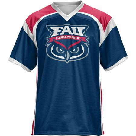 Fanmats Florida Atlantic University - ProSphere Men's Florida Atlantic University Red Zone Football Fan Jersey