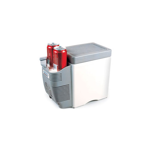 12-Volt 7 Liter Cooler/Warmer with Cup Holders
