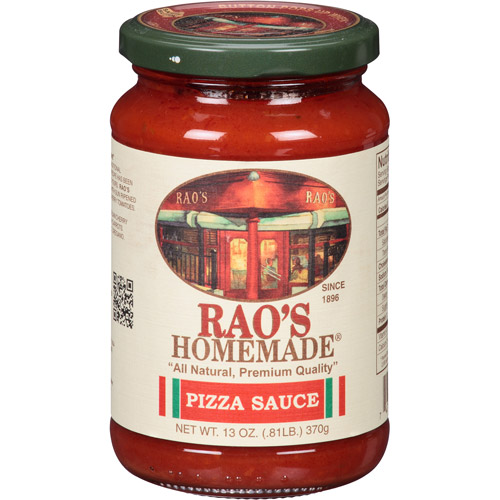 Rao's Homemade Pizza Sauce, 13 oz, (Pack of 6)
