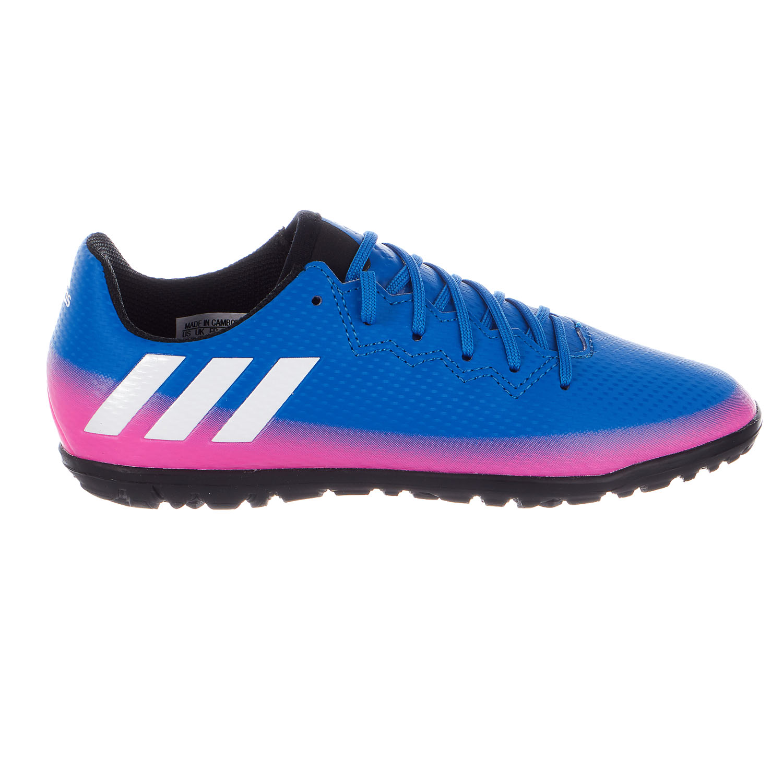 Adidas Unisex Messi 16.3 Turf Shoes  - Boys