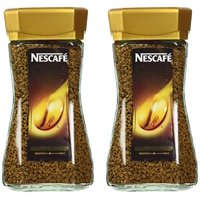 Nescafe Instant Coffee Gold Blend, 100g (2 Pack)