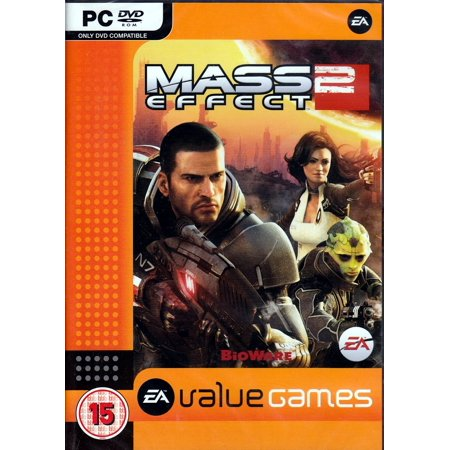 Mass Effect 2 PC - Entire human colonies on many worlds are vanishing - you must save mankind against impossible