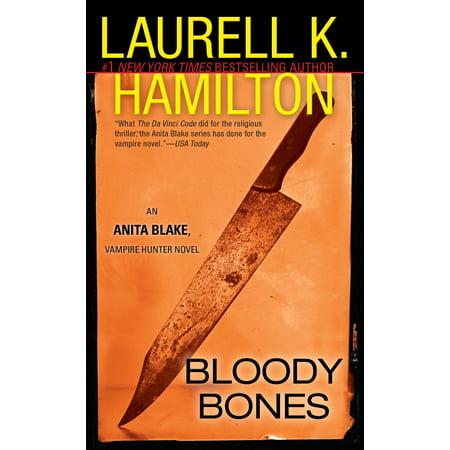 Bloody Bones : An Anita Blake, Vampire Hunter Novel - Bloody Vampire Teeth