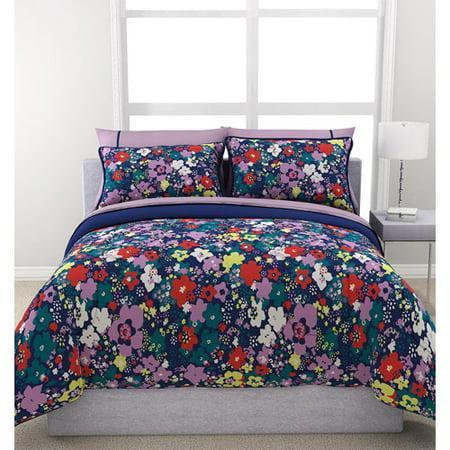 Formula Ditsy Floral Reversible Bed In A Bag Bedding Set