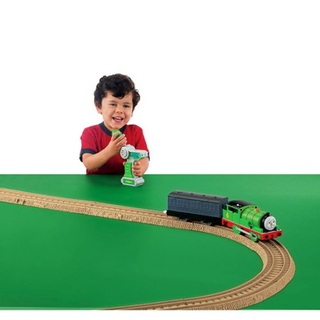Fisher Price Thomas Friends Percy Remote Control Engine