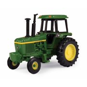 John Deere Soundgard Tractor, Green - ERTL Collect 'n Play 46029 - 1/64 Scale Diecast & Plastic Model Farm Vehicle (Brand New, but NOT IN BOX)