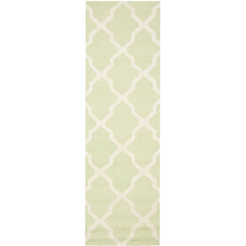 Safavieh Cambridge Liam Hand-Tufted Wool Runner Rug
