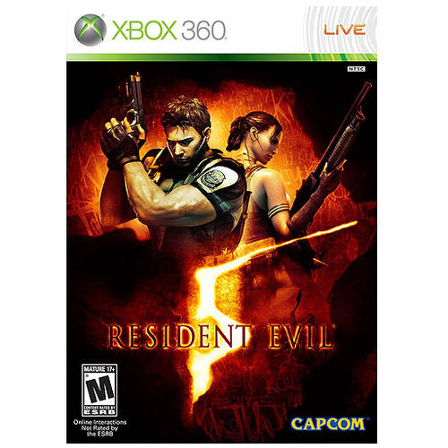 Cokem International Preown 360 Resident Evil 5