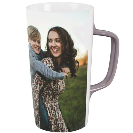 16oz Cafe Mug (Red Cafe Mug)