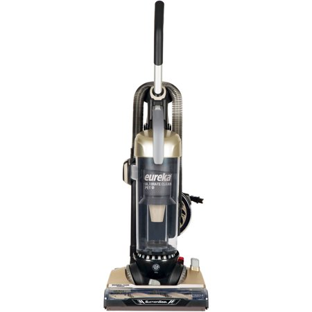 Eureka Ultimate Clean Pet Cyclonic Bagless Upright Vacuum with Brushroll Clean and SuctionSeal Technology, AS3451A