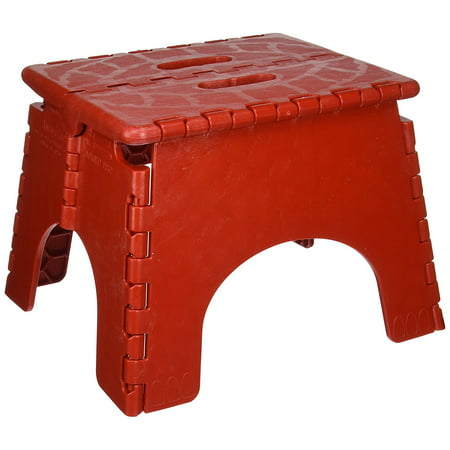 Fabulous B R Plastics Inc 101 6B Blue Ez Foldz Step Stool Great For Getting Into Cupboards Painting Ceilings Cleaning Ceiling Fans Or Helping Kids Ibusinesslaw Wood Chair Design Ideas Ibusinesslaworg