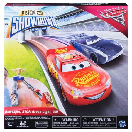 Spin Master Games - Cars 3 - Piston Cup Showdown - Racing (Master Racing)