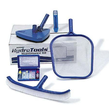 Hydro Tools 8610  Premium Above & Inground Swimming Pool Maintenance Kit, (Shimming Tool)