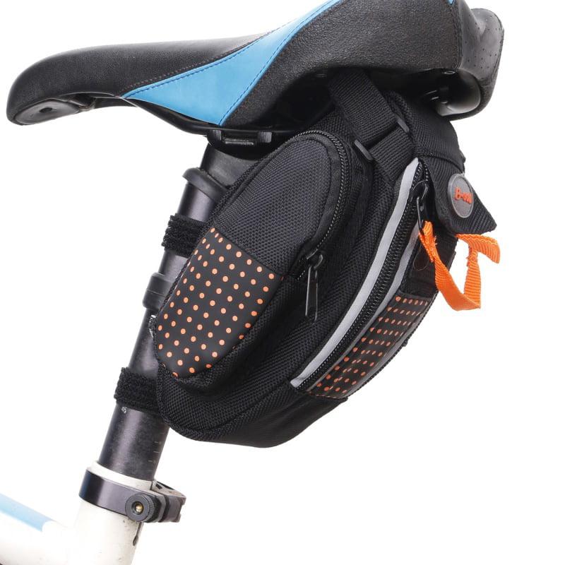 Nicesee Waterproof Storage Bicycle Seat Pack Saddle Bag Mountain
