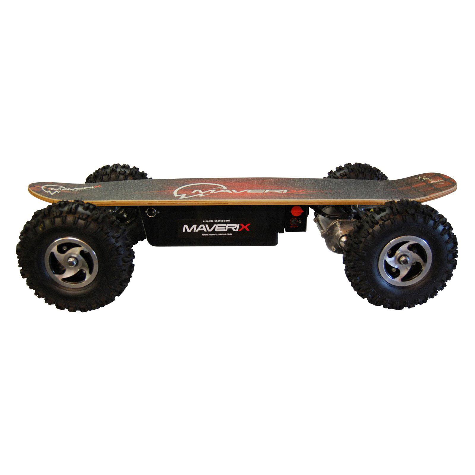 Maverix USA Border Cross Electric Skateboard by Maverix USA, LLC