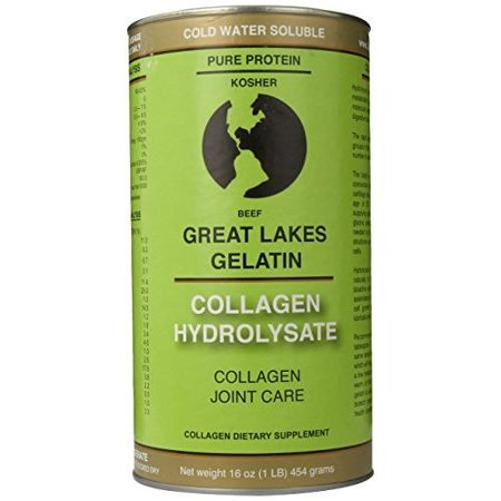 Great lakes gelatin collagen hydrolysate reviews