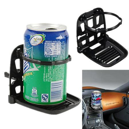 Universal Folding Car Vehicle Truck Beverage Drink Cup Bottle Holder Stand Mount Plastic Design carvehiclebottlecupholdersstand for Cooling Drinks