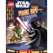 Lego Star Wars: Face Off (Lego Star Wars) (Paperback)