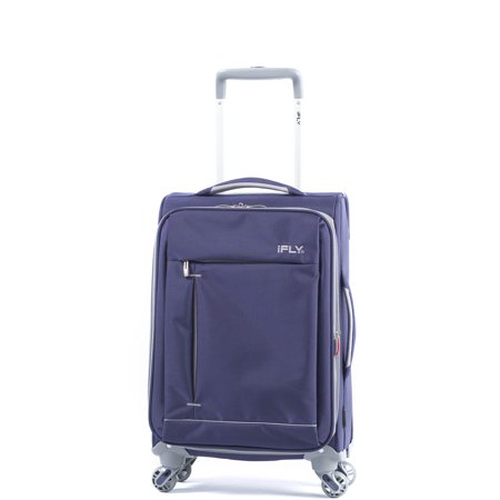 iFLY Summit Soft Sided 20'' Carry On Luggage
