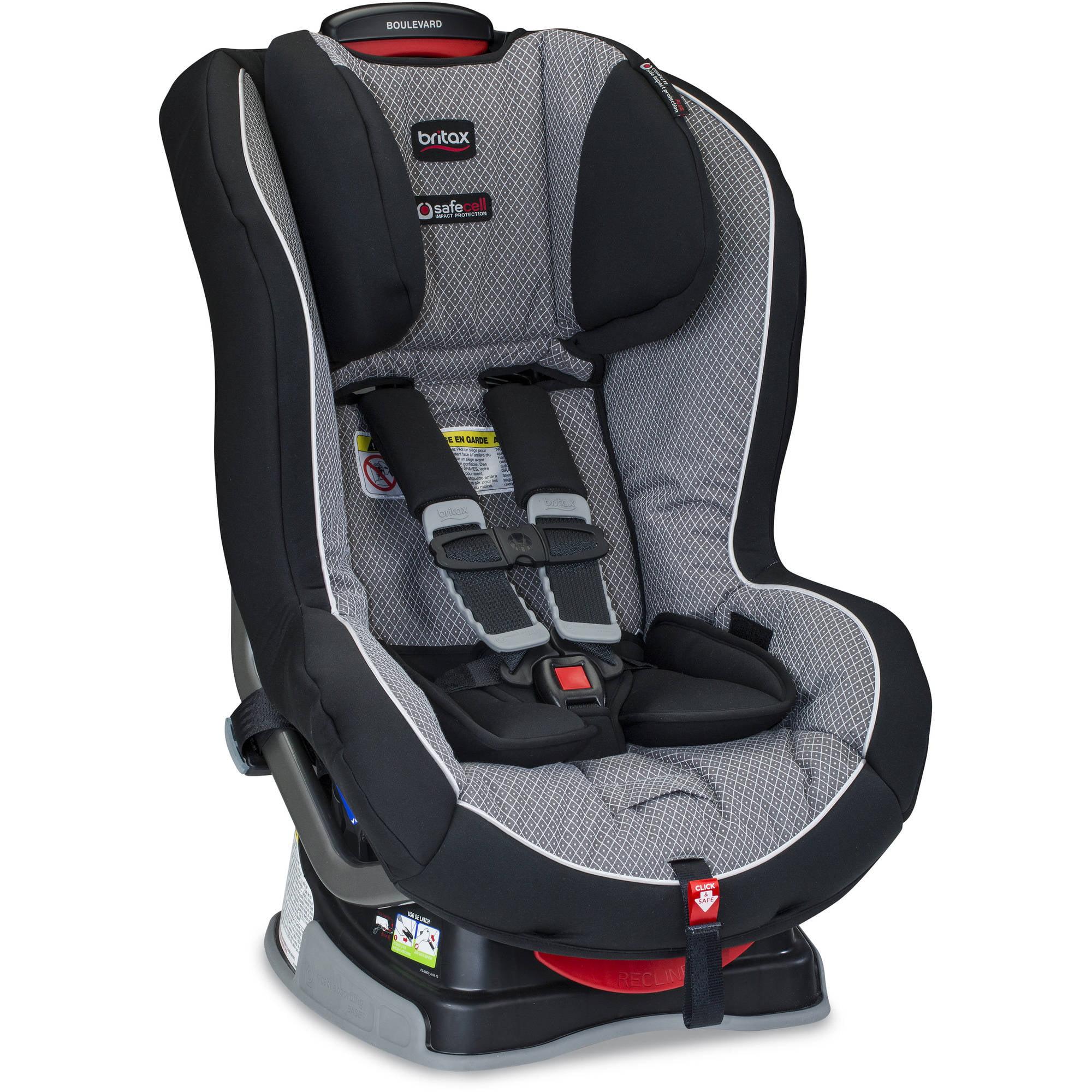 Britax Boulevard G4.1 Convertible Car Seat, Harlequin by Britax