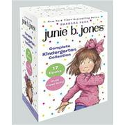 Junie B. Jones Complete Kindergarten Collection : Books 1-17 with paper dolls in boxed set