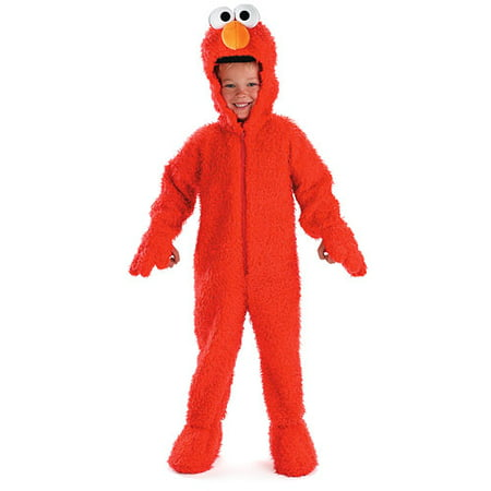ELMO DELUXE PLUSH 2T (Elmo 3 Ducks)
