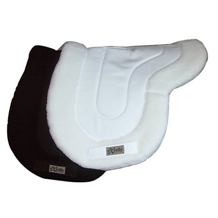 All Purpose Wither Relief Fleece Pad White ()