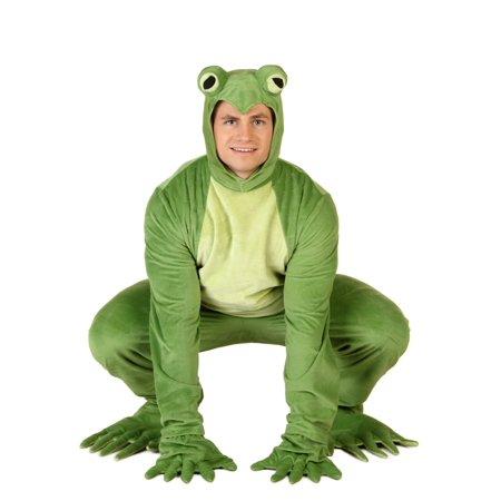 Adult Deluxe Frog Costume (Kermit The Frog Costume)