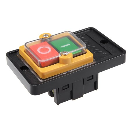 Start Stop Push Button Switch O/I 10A KAO-5M for Electric Tool - image 4 of 4
