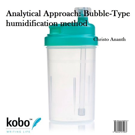 Analytical Approach: Bubble-Type humidification method -