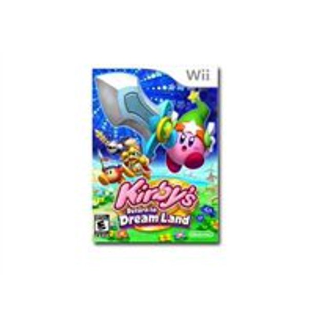 Nintendo Kirby S Return To Dreamland Wii Walmart Com Walmart Com