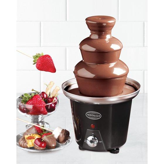 Chocolate Fountain Walmart