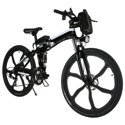 V.I.P. 26 Electric Mountain Foldable Bicycle E-Bike