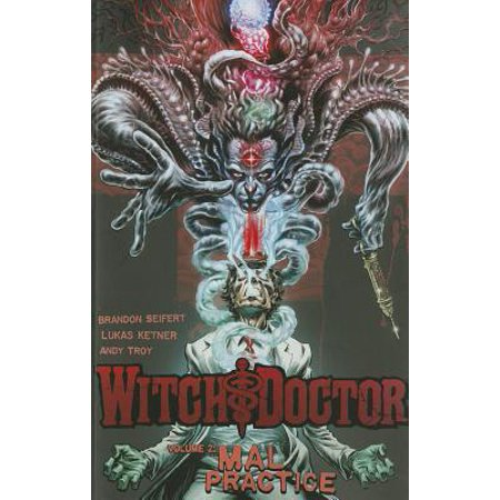 Witch Doctor Item (Witch Doctor, Volume 2: Mal)