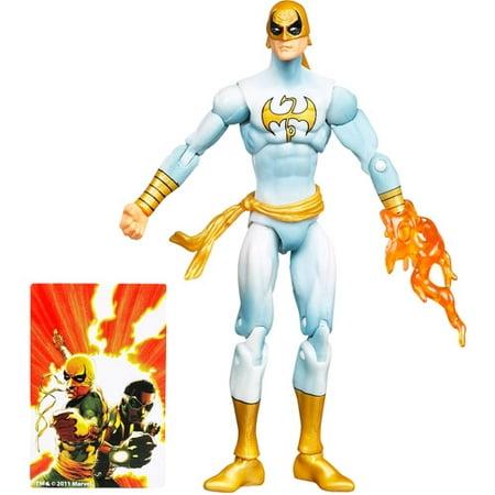 Marvel Universe Series 17 Iron Fist Action Figure 5 Action Figure Iron